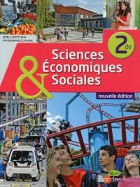 Sciences Economiques et Sociales 2de Manuel Eleve Petit Format 2013
