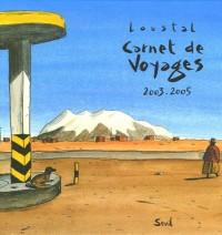 Carnet de Voyages 2003-2005