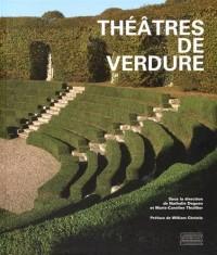 Théâtres de verdure