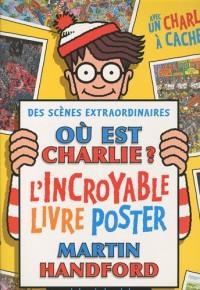 Où est Charlie ? : L'incroyable livre poster