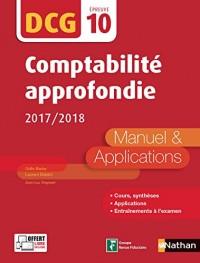 Comptabilité approfondie 2017/2018