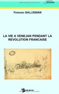 La Vie à Vénéjan pendant la révolution française