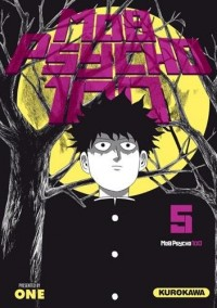 Mob Psycho 100 - tome 05 (5)