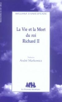 La Vie et la Mort du roi Richard II