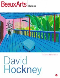 David Hockney : Centre Pompidou