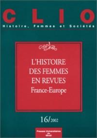L'Histoire des femmes en revue, France - Europe