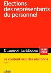 Elections des Representants du Personnel