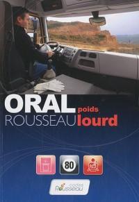 Oral Rousseau poids lourds