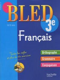 Français 3e : 14-15 ans