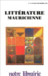 114- Litterature Mauricienne
