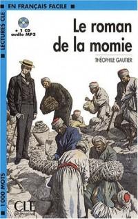 Le roman de la momie (1CD audio MP3)