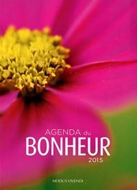 Agenda du bonheur 2015