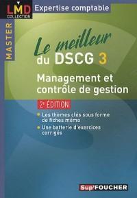 Le meilleur du DSCG 3 Management et contrôle de gestion