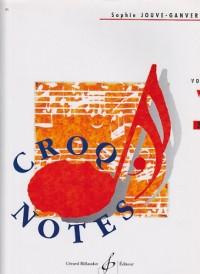 Croq'Notes - Cahier 2-2e Annee