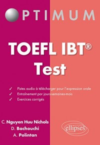 TOEFL IBT® Test