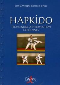 Hapkido : Techniques d'intervention coréennes