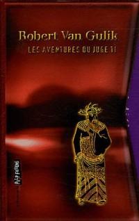 Coffret Les aventures du juge Ti