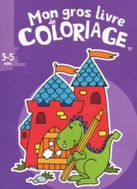 Mon gros livre de coloriage tome 2