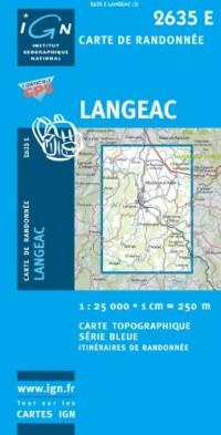 Langeac GPS: Ign2635e
