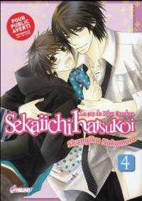 Sekaiichi Hatsukoi, Tome 4 :