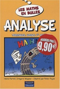 Analyse : Les maths en bulles