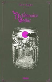 Le Dictionnaire Gothic