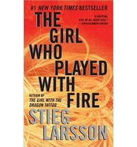 (THE GIRL WHO PLAYED WITH FIRE) BY LARSSON, STIEG(AUTHOR)Paperback Mar-2010
