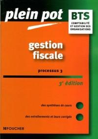 Gestion fiscale P3, BTS 1ère et 2ème années
