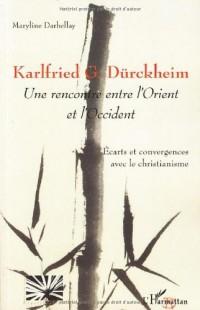 Karlfried G. Dürckheim, une rencontre entre l'Orient et l'Occident : Ecarts et convergences avec le christianisme