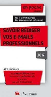 Savoir rédiger vos e-mails professionnels 2017