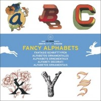 Fancy Alphabets : Alphabets , édition multilingue français-anglais-allemand-espagnol-italien-portugais (1Cédérom)