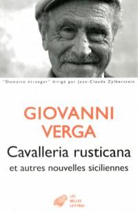 Cavalleria rusticana et autres nouvelles siciliennes