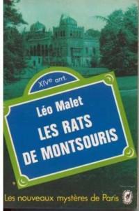 Les nouveaux mysteres de Paris : Les rats de Montsouris