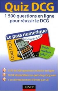 Quiz DCG : Le pass numérique