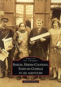 Barlin, Hersin-Coupigny, Sains-en-Gohelle et les alentours