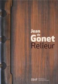 Jean de Gonet : Relieur
