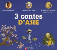 3 contes d'Asie