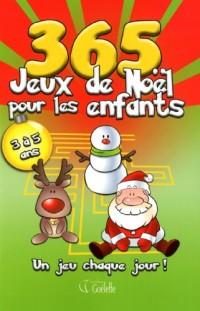 365 Jeux de Noël pour les enfants
