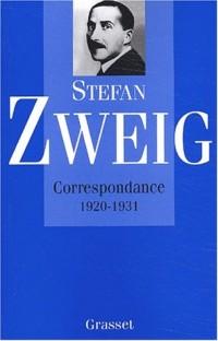 Correspondance 1920-1931