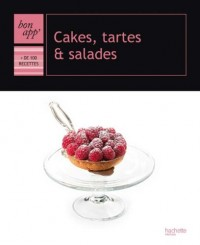 Cakes, tartes et salades
