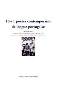 18+1 poètes contemporains de langue portugaise