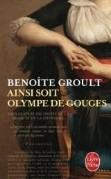 Ainsi soit Olympe de Gouges [Poche]