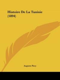 Histoire de La Tunisie (1894)