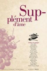 Supplement d'Ame n°3 : a Boire et a Manger