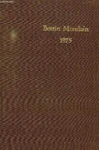 Bottin mondain 1975
