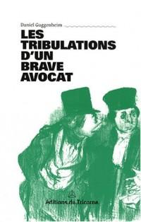 Les tribulations d'un brave avocat : Chronique suivie de Pensées, portraits & anecdotes