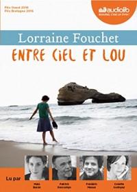 Entre ciel et Lou: LIVRE AUDIO 1CD MP3