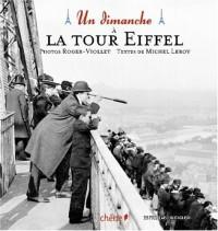 Un dimanche à la Tour Eiffel : Edition bilingue français-anglais