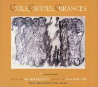Exils, exodes, errances