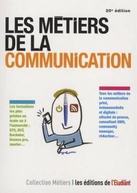 Les métiers de la communication 20e édition